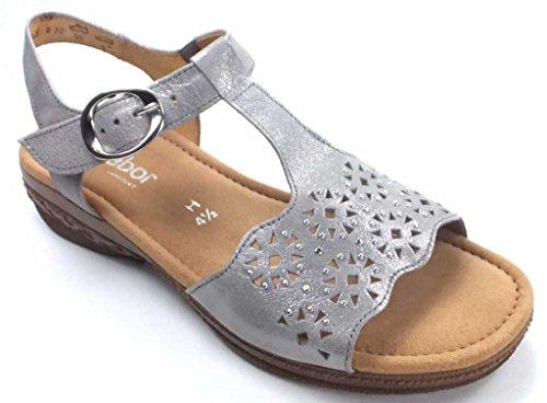 Gabor comfort, 22,492,22 Gabor sandali grigio, grigio/grey