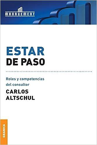 ESTAR DE PASO