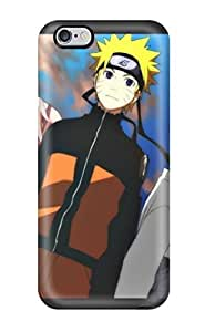 First-class Case Cover For Iphone 6 Plus Dual Protection Cover S De Naruto Shippuden En 3d(3D PC Soft Case)