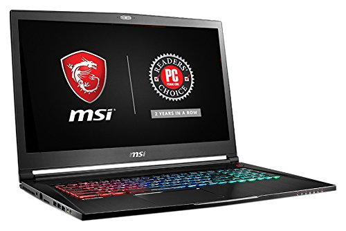 MSI GS73VR STEALTH PRO-060 17.3' 120Hz 5ms...