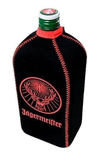 Jagermeister Bottle Cooler - Insulating Neoprene