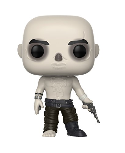 Funko Pop Movies: Mad Max Fury Road-Nux Shirtless Collectible (Mad Max Nux)