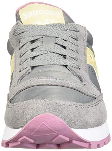 Scarpe Original Saucony Low Grigio Donna top Jazz q8wqB4