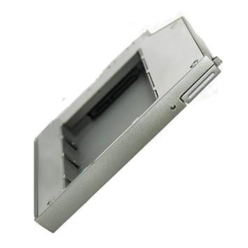 HDD SATA Adaptador de Disco duro para Ordenadores portátil DELL D-Serie Media Bay: Amazon.es: Electrónica