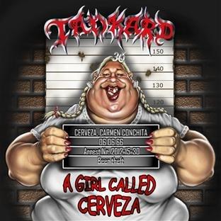 Tankard: A Girl Called Cerveza (Ltd. Digibook) (Audio CD)