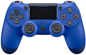 Tek Styz PRO Wireless Controller Works for BLU Quattro 5.7 HD with 1,000mAh Battery/Built-in Speaker/Gyro/Motor Remote Bluetooth Slim Gamepad (Blue)