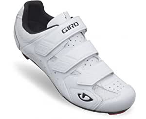 Giro 2013 Mens Treble Road Bike Shoes (Black/Silver - 40)
