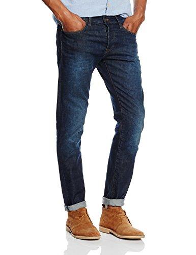 Azul Hombre Jeans Blue para Cross Dirty TtqEvwtO