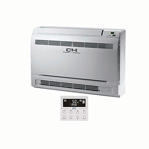 Multi dual zone system with console 24 000 btu inverter for 18000 btu heat pump window unit