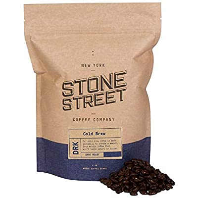 COLD BREW RESERVE Coffee | Dark Roasted for Full-Bodied, Smooth, Low-Acidity, Robust Flavor | Various Sizes from Stone Street Coffee Company