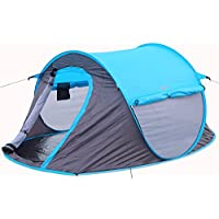 2 person Pop Up Tent - Opens Instantly in Seconds and is...