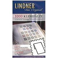 Lindner 7040 Charnelas - sobre de 1000 unidades