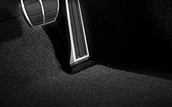 BMW E92 3 SERIES COUPE 2005-2012 RUBBER BOOT MAT WITH BOUND EDGE.