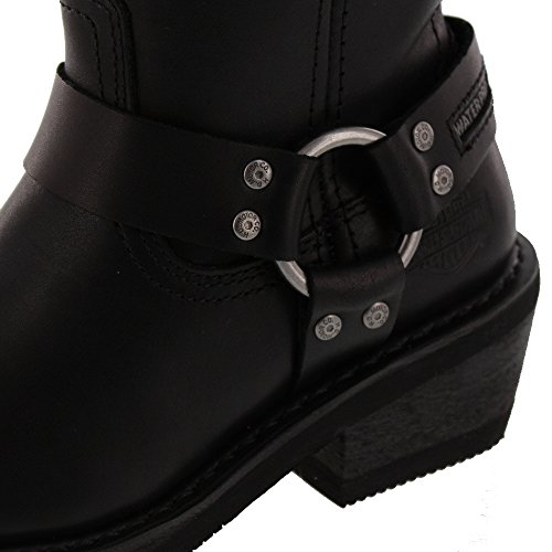 Harley Davidson Women's Boots Black Black Black mLeBKTu