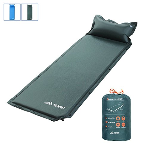 SEMOO Self-Inflating Camping Sleeping Mat - Pad