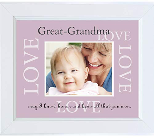 The Grandparent Gift Great Grandma Photo Frame ()