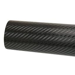 3D Carbon Fiber Vinyl Film Wrap-BLACK 24\