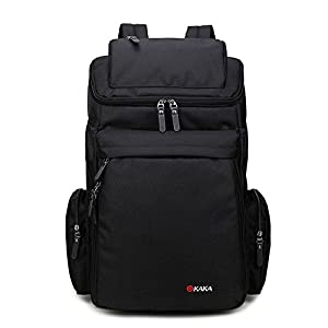 Amazon.com: KAKA Laptop Backpack Computer Bag Travel Backpack ...