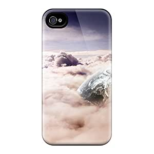 New Premium Flip Cases Covers In The Clouds Skin Cases Iphone 5/5S