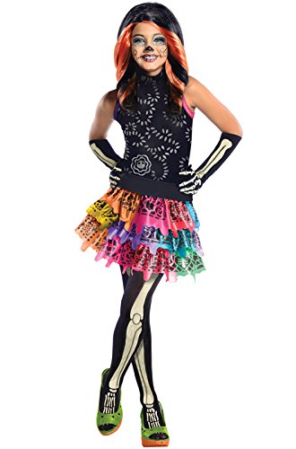 Monster High Skelita Calaveras Child's Costume