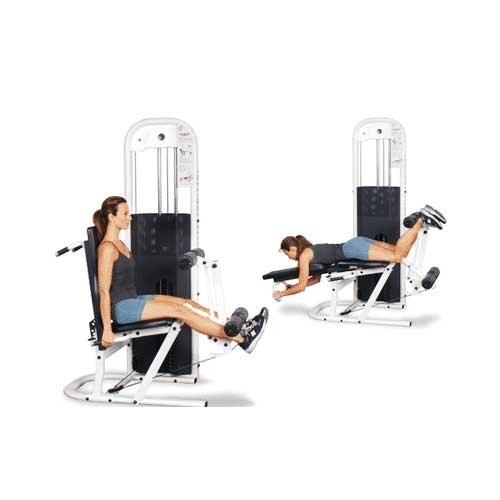 Inflight® Multi Leg Extension-Leg Curl by Inflight Fitness