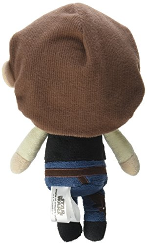 Funko Galactic Plushies: Star Wars - Han Solo Plush - http://coolthings.us
