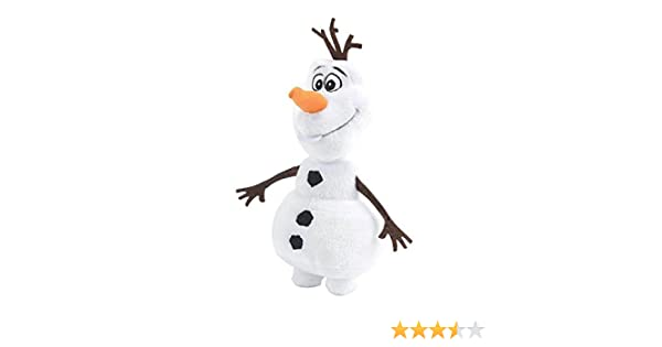 FROZEN - Peluche Olaf 30 cm Frozen la Reine des Neiges: Amazon.es ...