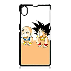 Exquisited Design The Cartoon Of Drago Ball Plastic Phone Case Prevalent Style Drago Ball Cover Case for Sony Xperia Z1