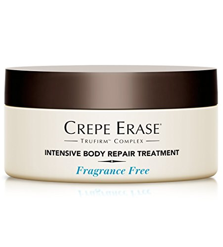 Crepe Erase – Intensive Body Repair Treatment – Fragrance Free Smoothing Moisturizer – Shea Butter and Vitamin E for Dry Skin and TruFirm Complex – 3.5 Ounces – CS.2020