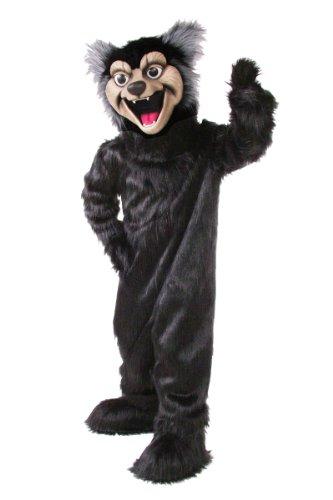 [ALINCO Wolf Mascot Costume] (Alinco Costumes)