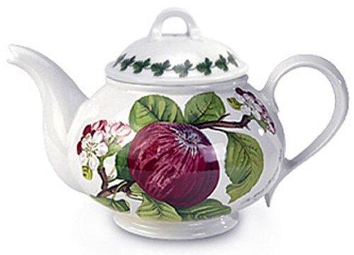 (Portmeirion Pomona Medium Teapot Romantic Shape)