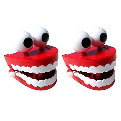 BESTOYARD ハロウィーン おもちゃ 面白い 口歯咬合