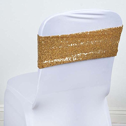 Buy efavormart 5pc x sexy spandex chair sash