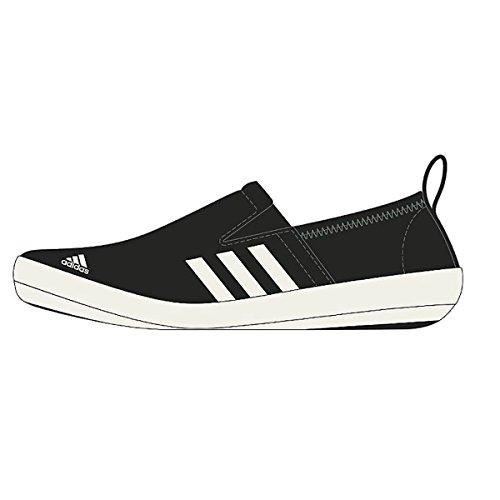 Adidas Outdoor Heren B Slip-on Dlx Water Schoen Kern Zwart / Krijtwit / Vista Grijs