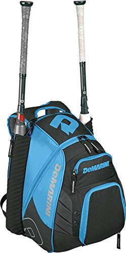 (DeMarini Voodoo Rebirth Backpack, Victory Blue)