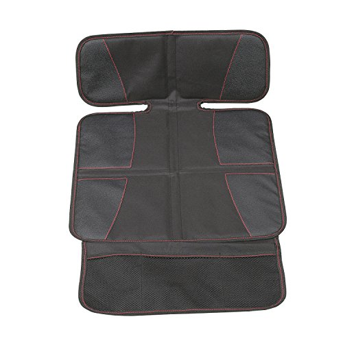 Car Seat Protector Mat For Leather And Upholstery With Waterproof Underpad Car & Truck Parts Seat Covers
