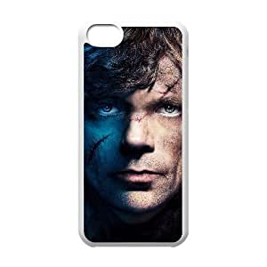 iphone5c White Game of Thrones phone cases&Holiday Gift
