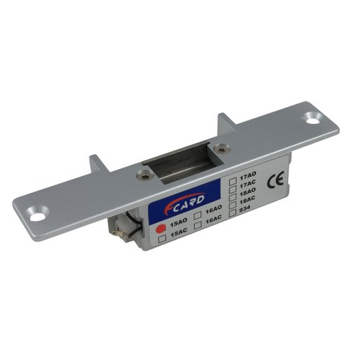 FCL-15AO Power off-lock Holding Force 1800kg for Wooden Doors Stainless Steel Electric Strikes Lock by FCARD