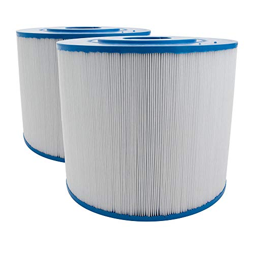 - Clear Choice CCP540 Pool Spa Replacement Cartridge Filter for Vita Spa Filter Media, 8-1/2