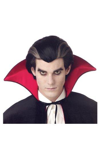 Modern Vampire Wig Costume Accessory
