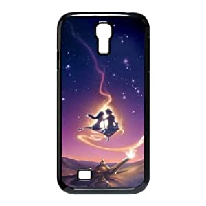 Aladdin Samsung Galaxy S4 9500 Cell Phone Case Black delicated gift US6031381