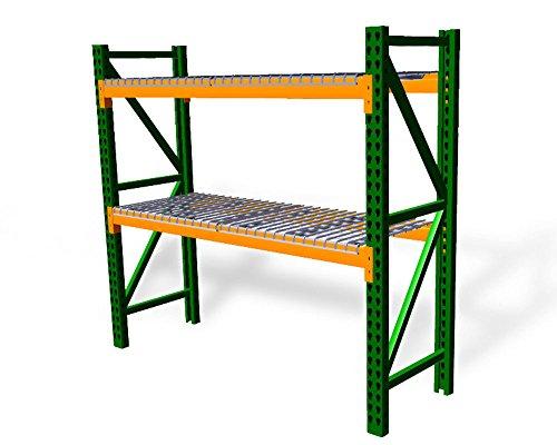 Pallet Rack Starter Kit w/Wire Deck - 42