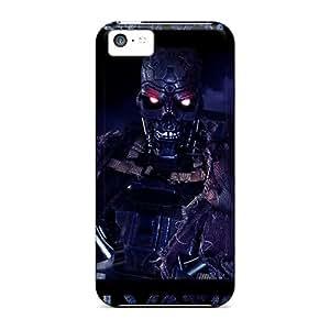 Excellent Design Terminator 600 Cases Covers For Iphone 5c