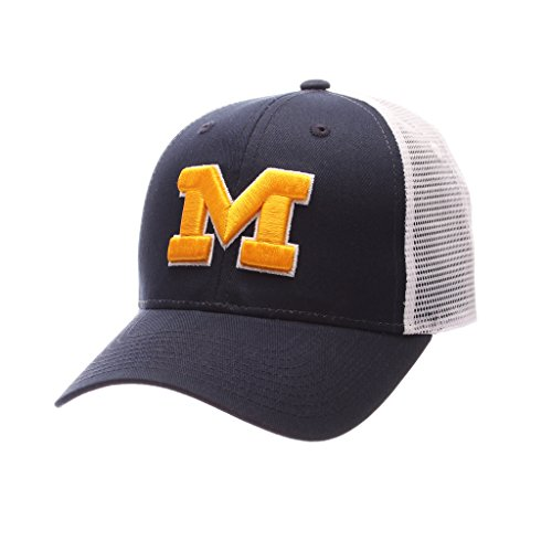 Used, Zephyr Michigan Wolverines Big RIG Adjustable HAT for sale  Delivered anywhere in Canada