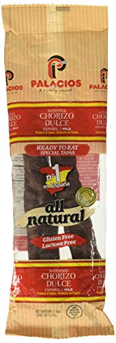 Chorizos Imported from Spain. Packof 4 chorizos. 31.75 onces total (Red Hot Chili Peppers Top 15 Hits)