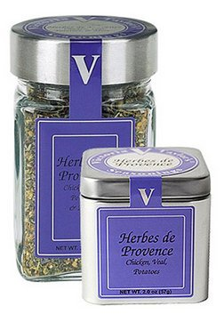 Herbes de Provence - 3.6 oz Jar - Flavorful French Seasoning - Victoria Gourmet
