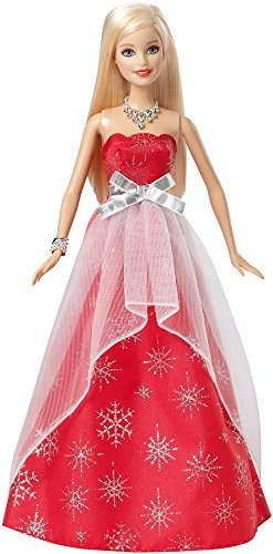 Barbie 2015 Holiday Sparkle Doll (Costumes Starting With N)