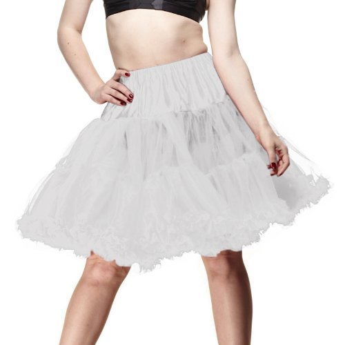 Short Hell Swing White Bunny blanco White Petticoat qrEXtrw