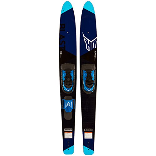 - HO Blast 63 Inch Combo Skis with Blaze Bindings