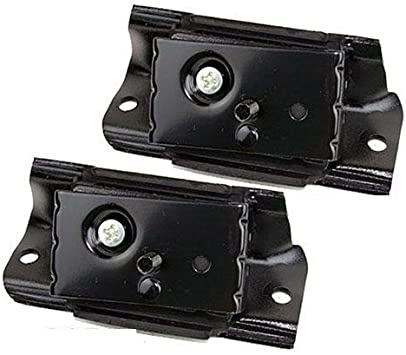 2 PCS FRONT LEFT /& RIGHT MOTOR MOUNT FOR 1987-1996 FORD BRONCO 5.0L ENGINE 4WD